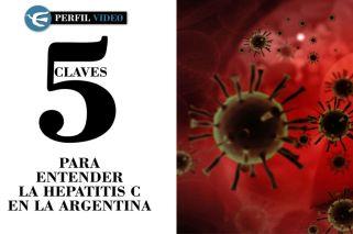 Video   Así vive un enfermo de hepatitis en Argentina