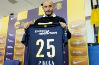 Hincha de Central prendió fuego la camiseta de Pinola