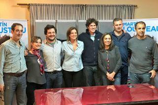 Martín Lousteau: quiénes lo acompañan como candidato