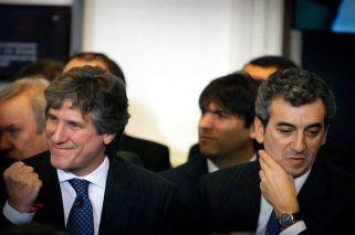 """La candidata de Cristina defendió al """"perseguido político"""" Boudou y Randazzo la criticó"""