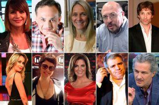 Quiénes son todos los famosos en las listas electorales de las PASO