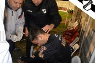 Suspendieron un partido por agresión a un asistente