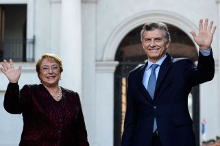 Macri avanza hacia una integración económica con Chile