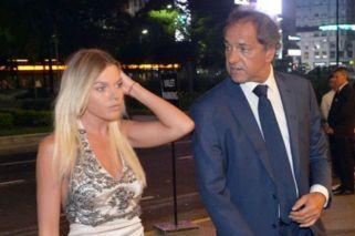 Nació Francesca, la hija de Gisela Berger y Daniel Scioli