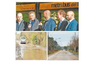 Metropía (la utopía Metrobus)