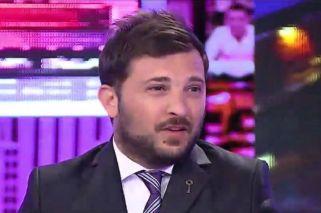 """Diego Brancatelli: """"El que piensa que trabajo para Cambiemos es un mala leche"""""""