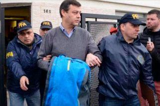 Trasladan al contador de los Kirchner a Buenos Aires