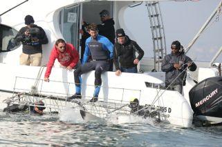 No se puede ganar siempre: Michael Phelps perdió el duelo contra un tiburón