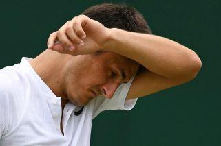 El particular consejo de un tenista: