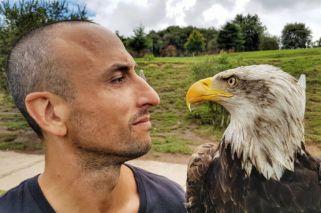 La divertida comparación de Manu Ginóbili con un águila