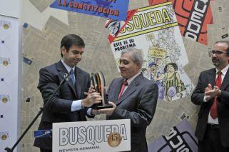 Adepa premió al periodista uruguayo Claudio Paolillo
