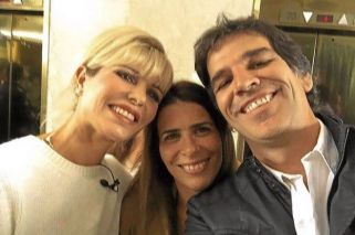 Qué une al nuevo novio de Karina Rabolini con Leo Messi