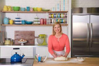 """Anna Olson: """"Cocinar es ir dejando el estrés del día"""""""