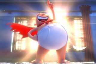 El nuevo personaje animado del cine anda en calzoncillos