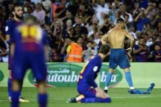 Real Madrid se impuso ante Barcelona en el Camp Nou