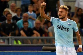 Lazio venció a la Juventus en un final electrizante