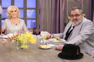 Mirtha y Lanata: una cena de campaña de comensales anti K