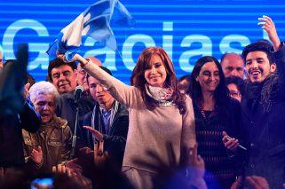 """Cristina Kirchner denunció que el Gobierno """"pretende manipular el resultado electoral"""""""