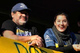 La chicana de Diego Maradona para River