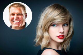 Taylor Swift gana el juicio contra el locutor que la manoseó