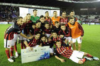 San Lorenzo eliminó a Cipolletti por penales