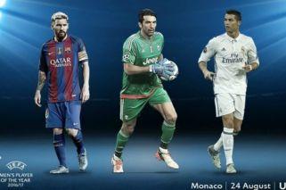 Lionel Messi, como siempre entre los mejores