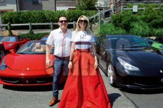 Vicky Xipolitakis y su novio abren su mansión campestre de Los Hamptons