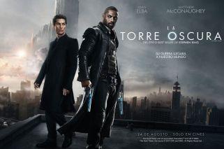 La torre oscura: vení a la Avant Premiere con Exitoina