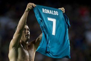 Cristiano Ronaldo estalló en las redes por la sanción