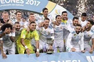 Real Madrid volvió a vencer al Barcelona y es campeón