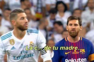 El gesto de Sergio Ramos que enfureció a Messi