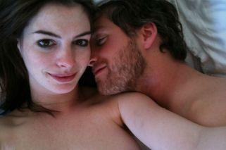 Filtran fotos íntimas de Anne Hathaway