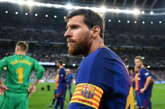 El mensaje de Messi tras el atentado: