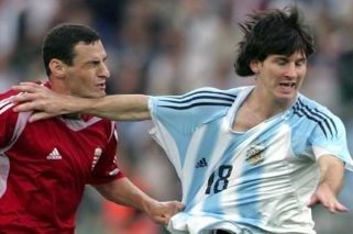 A 12 años del debut trunco de Lionel Messi en la selección mayor