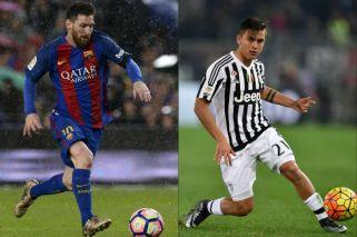 Messi y Dybala, entre los candidatos a The Best
