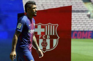 Paulinho llegó a Barcelona para suplir la baja de Neymar
