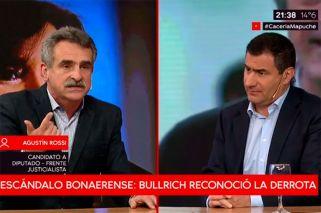Video | El fuerte cruce entre Regazzoni y Rossi por las PASO