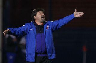 Caruso Lombardi, contra la Superliga: