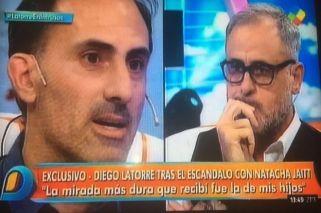 Diego Latorre dio detalles del escándalo y Yanina le contestó