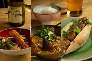 Tres recetas con sabor oriental