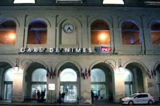 Tiroteo en la estación de Nimes: tres detenidos