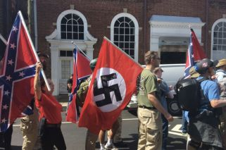 Ola nazi en Estados Unidos