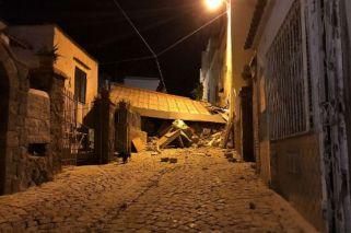 Un terremoto en Italia dejó 1 muerto y 9 desaparecidos