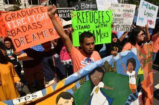 Dreamers in limbo after Trump scraps DACA