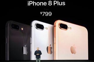 Presentación del Iphone 8