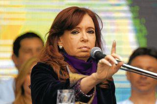 Cristina quiere debatir, pero bajo sus condiciones