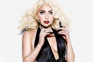 Lady Gaga, como nunca se la vio