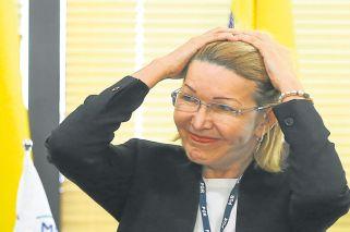 """La exfiscal que acecha a Maduro: """"La historia dirá quiénes son los traidores"""""""