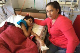 Polémica por el caso del chico de 13 años al que le negaron un trasplante