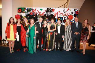 Una noche con Miró